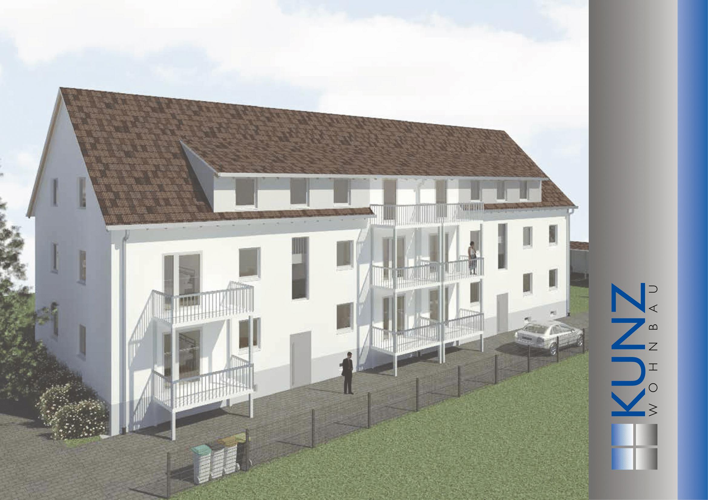 Mehrfamilienhaus mit 12 Wohneinheiten