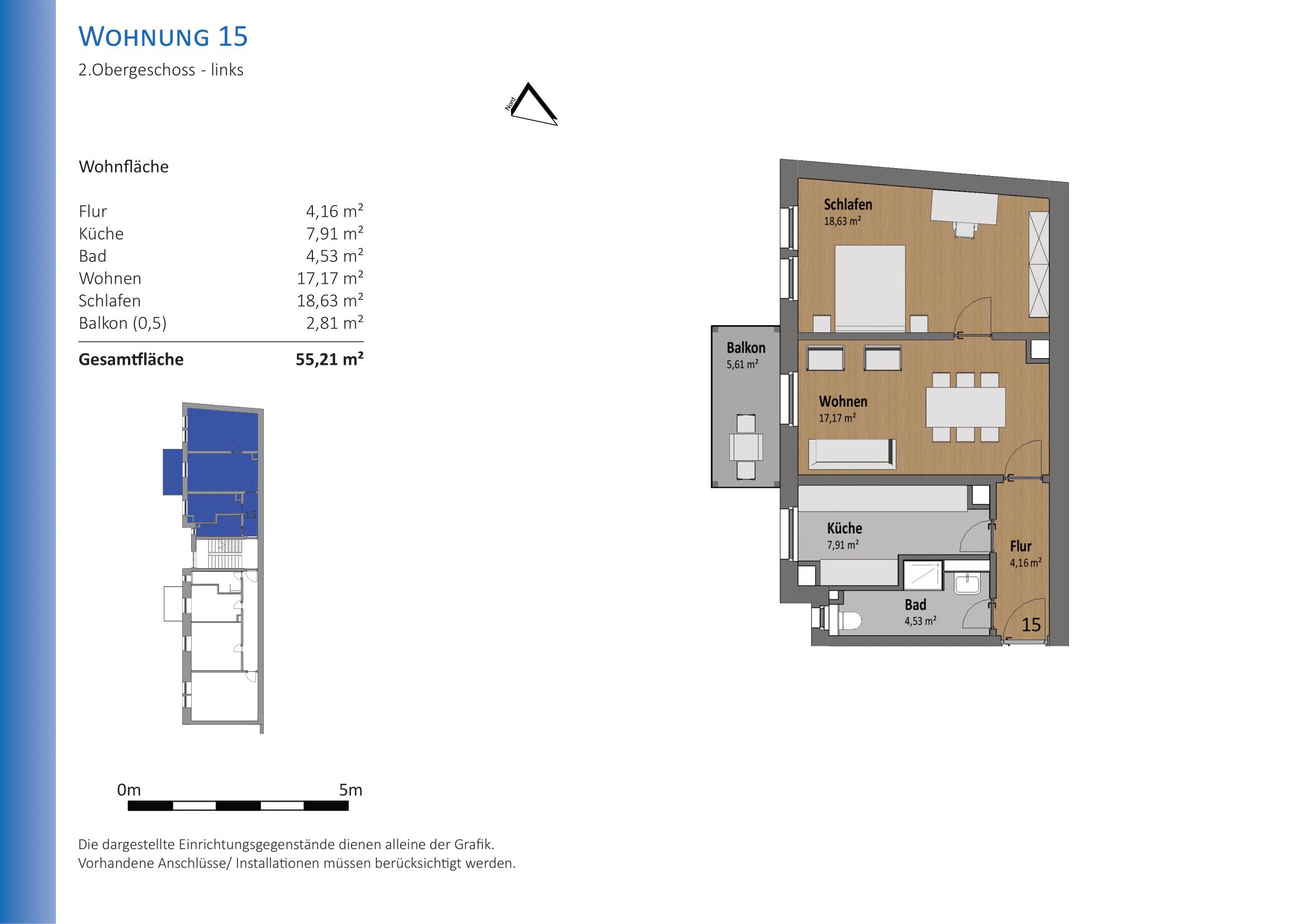 Wohnung 15