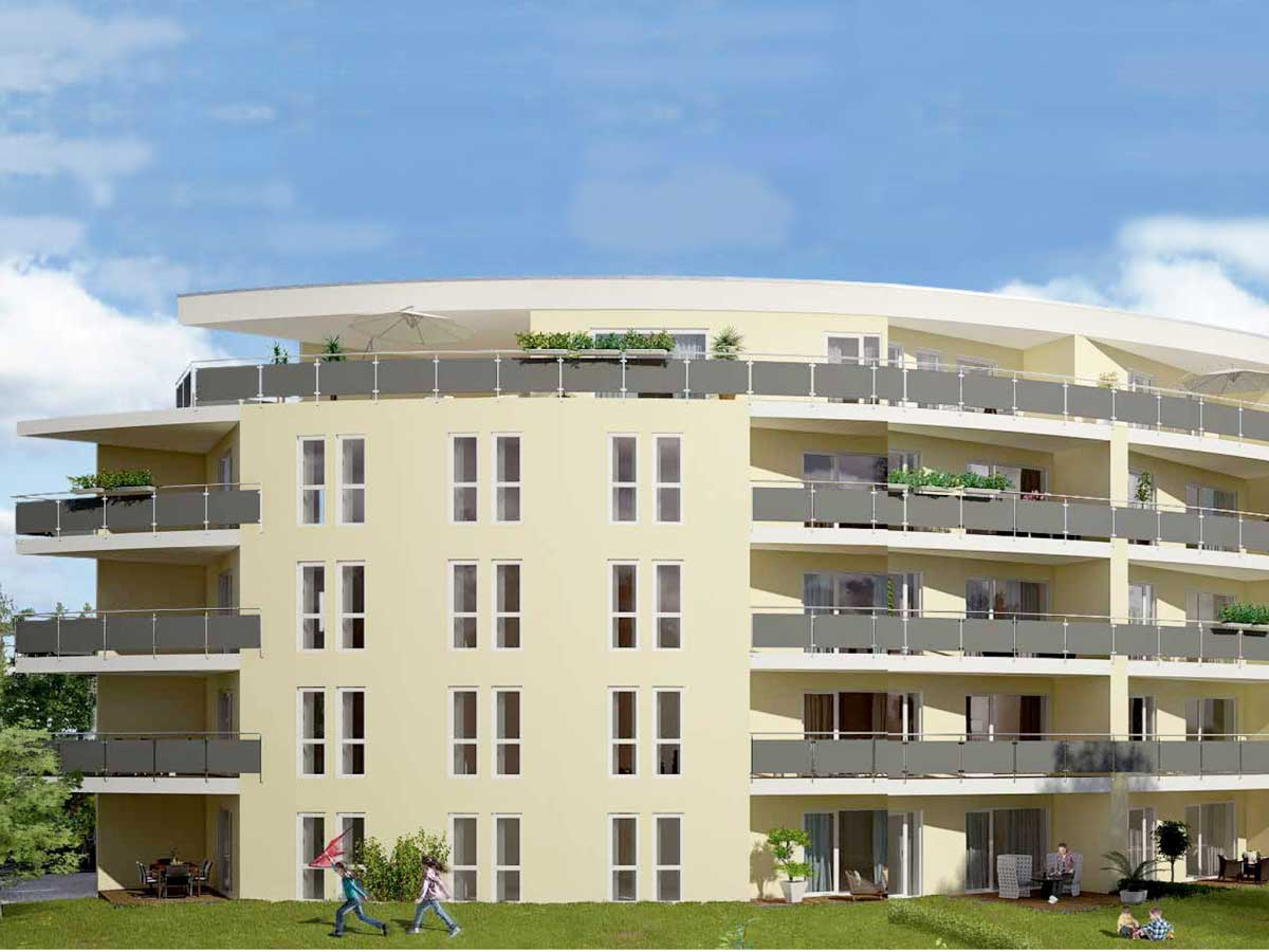 Ambitionierte Appartements in 63477 Maintal-Bischofsheim